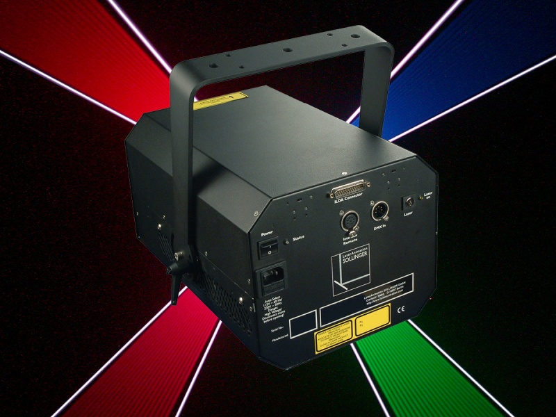 PH RGB Basic 3500  PHAENON RGB Basic  LaserAnimation  Купить